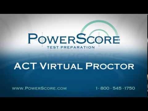 PowerScore's ACT Virtual Proctor