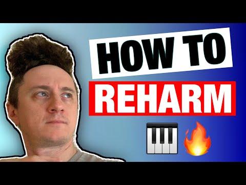 Jazz Harmony Tips(Reharmonize Any Song)