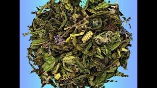 Монастырский чай в Казани