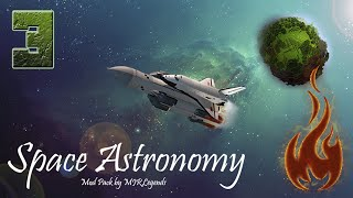 Minecraft FTB: Space Astronomy - #3 Покапушки.