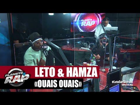 Youtube: Leto feat. Hamza«Ouais ouais» #PlanèteRap