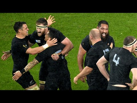 South Africa v New Zealand - Match Highlights - Rugby World
