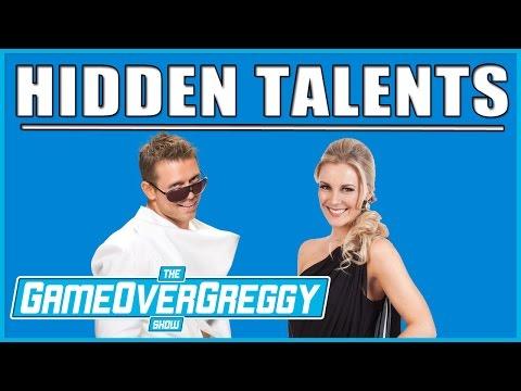 Hidden Talents - The GameOverGreggy Show Ep. 171 (Pt. 4)