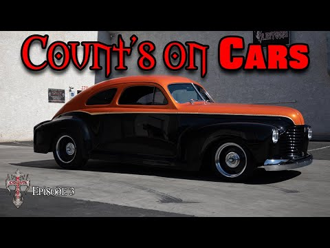 Count's on Cars! Ep: 3