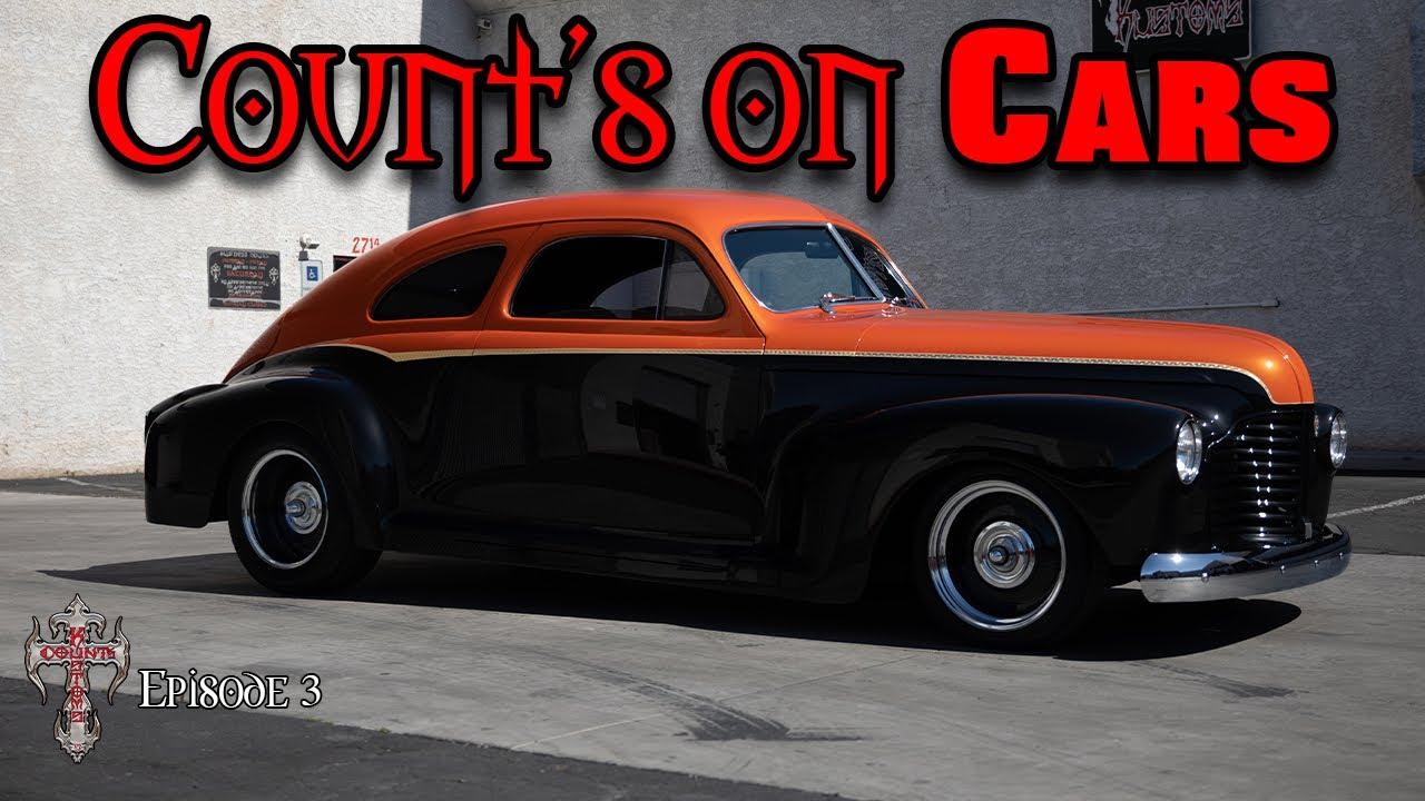 Counting Cars Charity Car Auction Nf2 Biosolutions