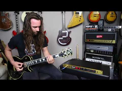 Marshall JMP-1 - In Depth Demo by Leon Todd