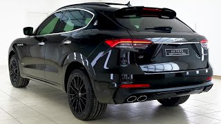 2021 Maserati Levante - Exterior and interior Details (Magnificent)