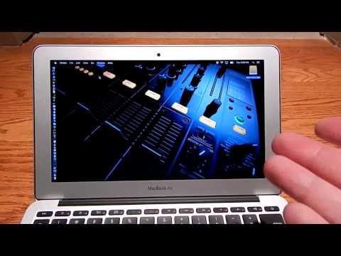 Mid-2013 Macbook Air
