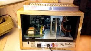 LIving Air Ozone Plate Replacement and Cleaning