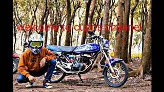 Koleksi foto cewek dengan motor GL