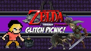 The Legend Of Zelda Twilight Princess Glitch Picnic   Twilight Princess Glitches   MikeyTaylorGaming