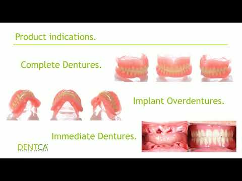 DENTCA 3D Printable Denture Webinar (for Dental Labs)