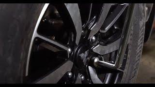 Запасное колесо Mitsubishi Pajero Sport. Mitsubishi Motors от А до Я