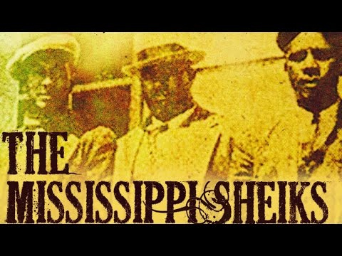 The Mississippi Sheiks - Vintage Delta Country Blues