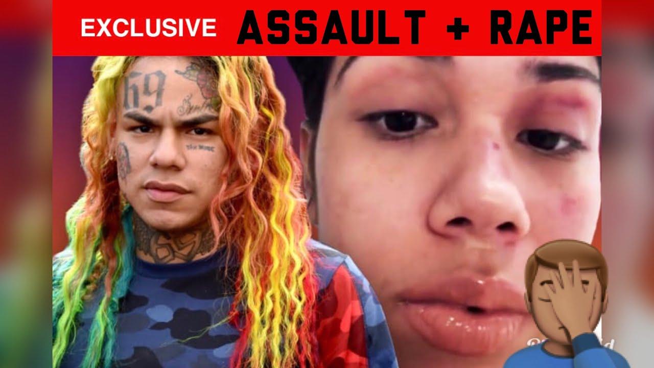 6ix9ine Rape