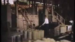 松尾鉱山 硫黄精錬2