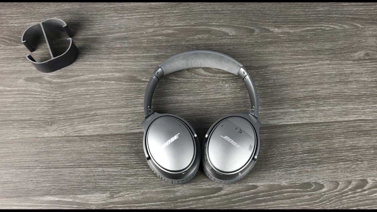 Bose Quietcomfort 35 Le Meilleur Casque Audio Test Youtube