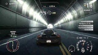 Need for Speed Rivals - Hot Pursuit Multiplayer Joy Ride - Pagani Huayra PC Gameplay 1080p