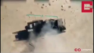Drones turcos destruyeron sistemas anti-aéreos Pantsir S-1 en Libia