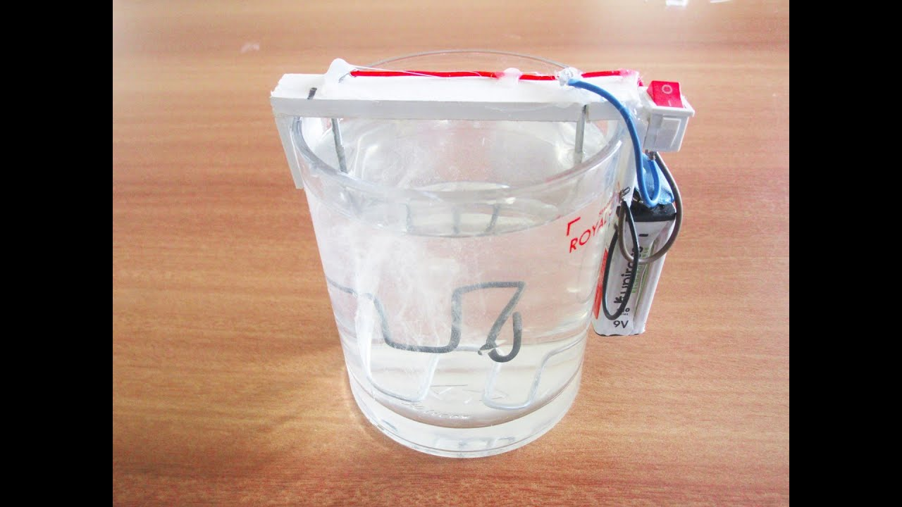 How To Make a Water Heater at home - YouTube