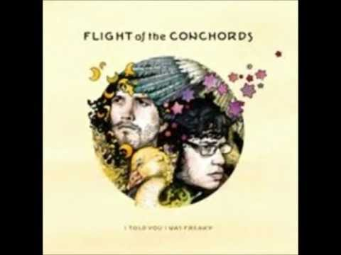 Flight of the Conchords - We're Both In Love With A Sexy Lady (Lyrics)