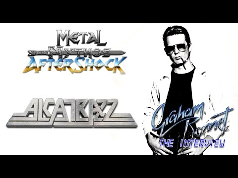 Metal Mythos AfterShock: GRAHAM BONNET Interview