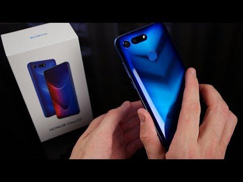 Honor View 20 Unboxing (Deutsch) - Weit mehr als nur ein Phone mit Loch.