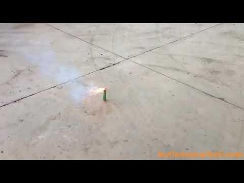 Sis Bombası Nasıl Yakılır? Kutlama Marketi