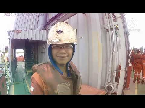 Offshore Daily Life - Offshore Flow Station Activity