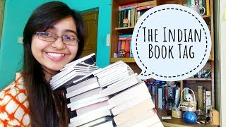 The Indian Book Tag Helly