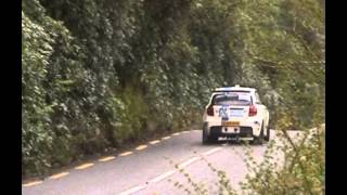 rally of the lakes 2015 stage 1 molls gap highlights