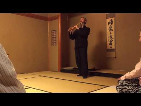 Shakuhachi, Live In Tokyo--Cornelius Boots, Original Composition