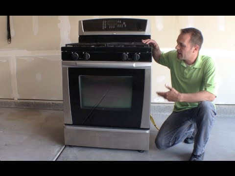 Whirlpool Gas Range Oven Complete Tear Down