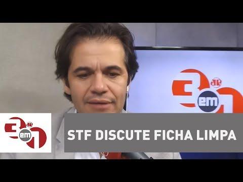 STF Discute Ficha Limpa E Candidaturas Sem Necessidade De Partido