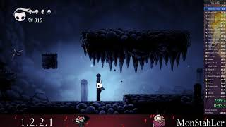 Hollow Knight True Ending NMG Speedrun - 1:10:38 loadless