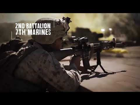 U.S. Marine Corps ITX 2-16 Exercise at Twentynine Palms, CA
