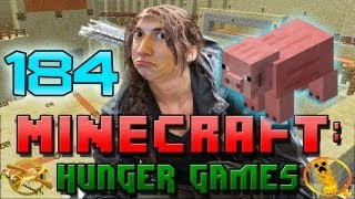 Minecraft: Hunger Games w/Mitch! Game 184 - PRELUDE!