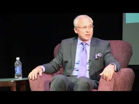 Carson Lecture 2013: Wil Shriner