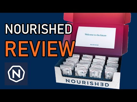 Nourished review the best daily vitamins to take in 2020? (3d printed)