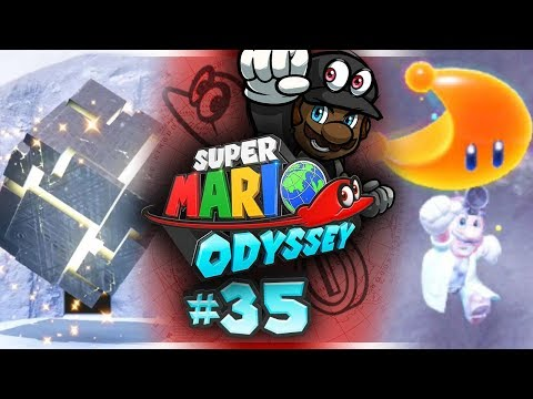 """Super Mario Odyssey w/ @PKSparkxx! - #35   """"Bound Race 2: Rebounding"""" (Gameplay Walkthrough)"""