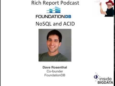 FoundationDB - NoSQL and ACID
