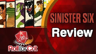 Sinister Six Review | Roll For Crit