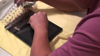How to Apply Tablet Screen Protection Film Perfectly the First Time