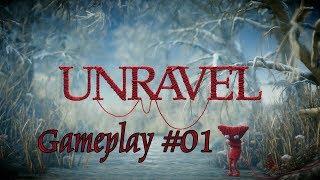 Unravel | Episodio 01 | Pero qué bonico!