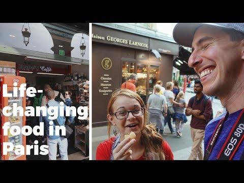 Life-changing food in Paris, France - Travel Vlog Day #107b