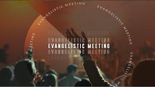 Evangelistic Service - June 28, 2020