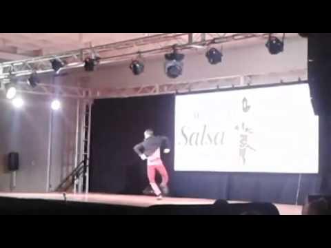 World Salsa Open- Nicolas Marin- Montevideo Mambo