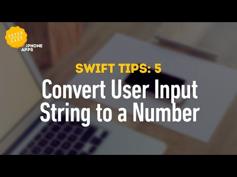 How to Convert User Input from String to Double Numbers - Swift Tips 5