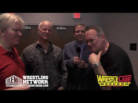 Jim Cornette & Midnight Express Together Again at Wrestlecade