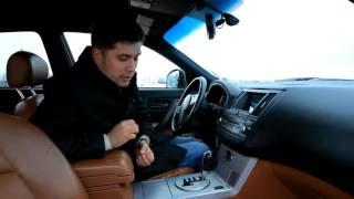 Тест драйв Infiniti FX35 от Антона Воротникова TopAuto